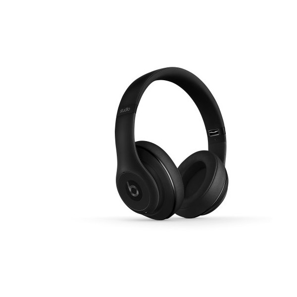 Beats Studio Over-Ear Headphones (Matte Black)