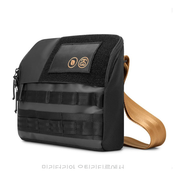 Incase Stussy Camera Field Bag CL58061 Camera Case Nylon + Luxury Artificial Leather Black