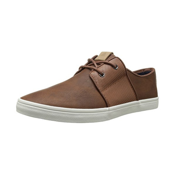 Aldo Men's Valin Fashion Sneaker, Cognac, 42 EU/9 D US