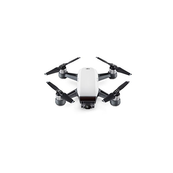 DJI CP.PT.000899 Spark Palm launch, Intelligent Fly More Combo, Alpine White