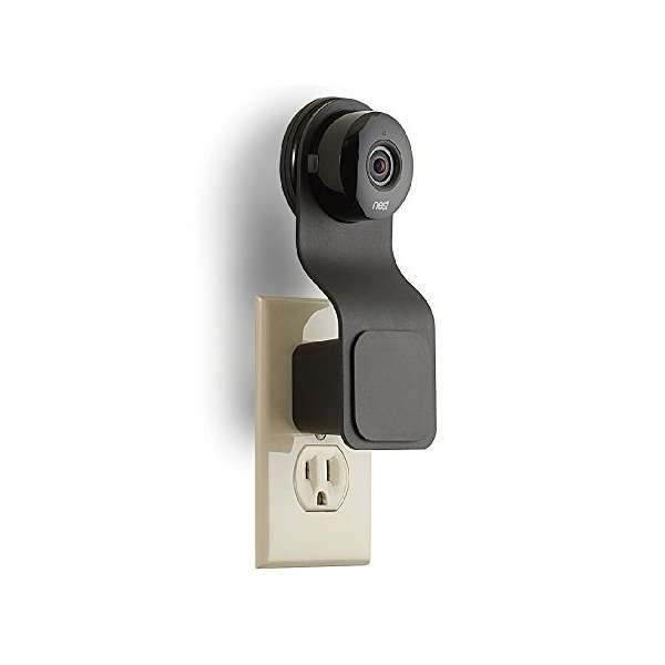 Nest Mount - Connect Nest Cam directly to AC wall outlet