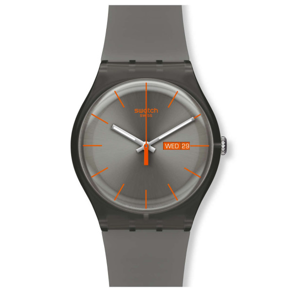 Swatch Warm Rebel Mens Watch