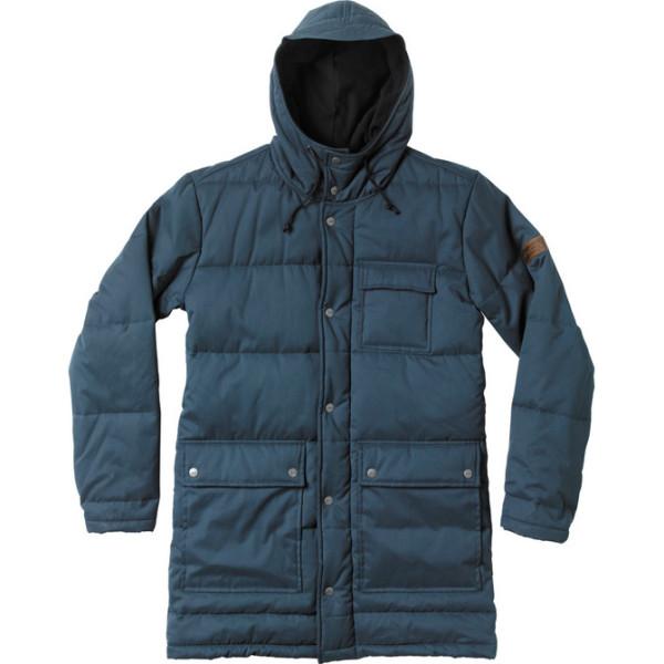 RVCA Men's Hendry Jacket, Midnight