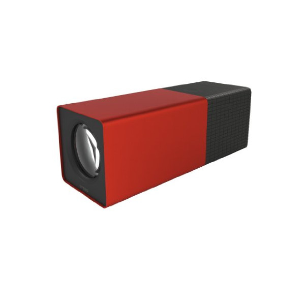 Lytro Light Field Camera, 16GB, Red Hot