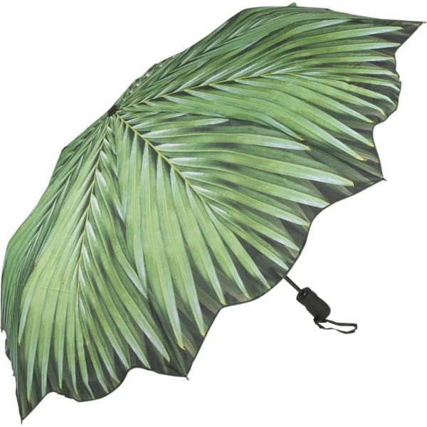 Galleria Palm Tree Folding Umbrella