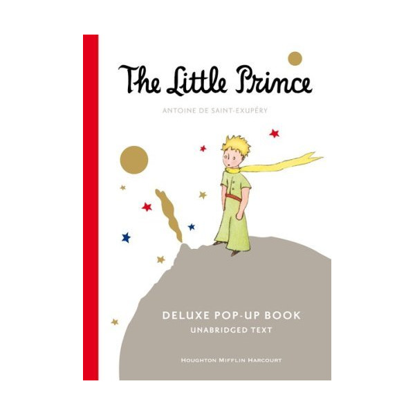The Little Prince Deluxe Pop-Up Book [Pop-Up] [2009] (Author) Antoine de Saint-Exupery