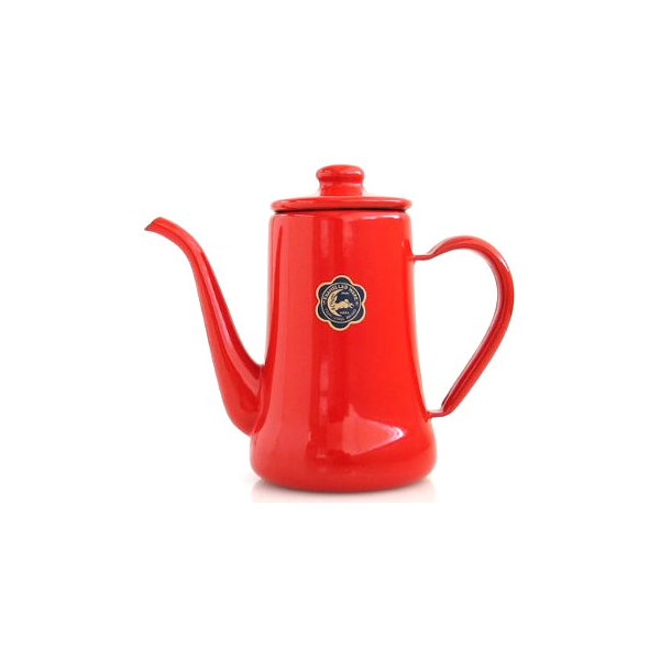 Tsukiusagishirushi Slim Pot 1.2l Red
