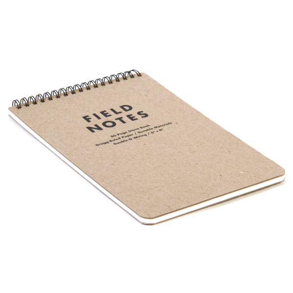 Field Notes Steno Pad, 6x9""