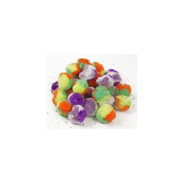 CHASE'M Catnip Puff Balls 30pk