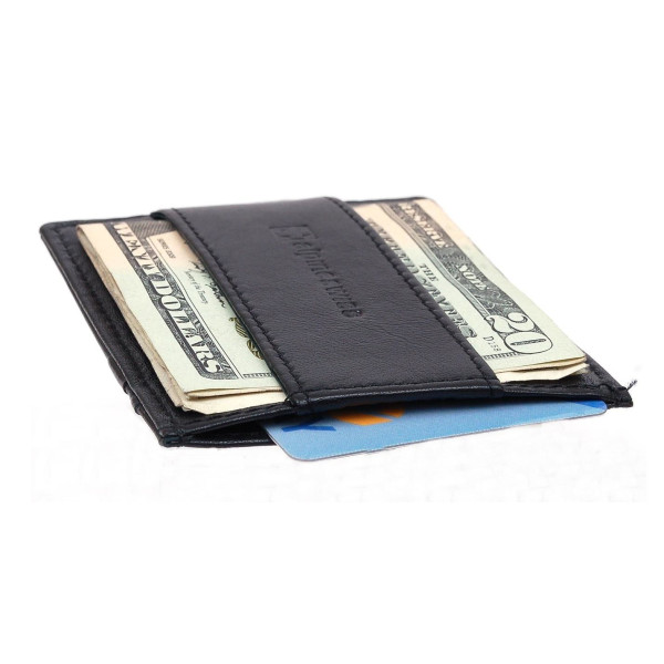 Alpine Swiss Money Clip