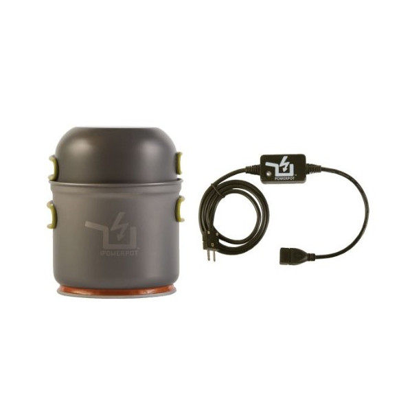 The PowerPot V - The Reliable Thermoelectric Camping and Emergency Cooking Pot