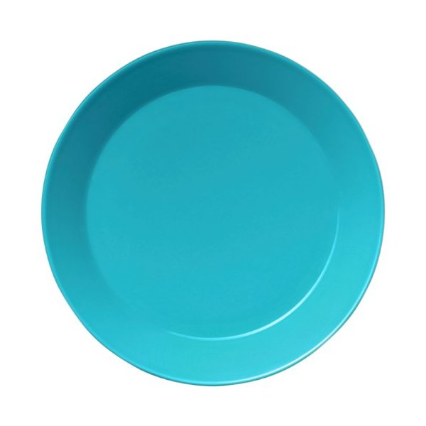 Iittala Teema 10-1/4-Inch Dinner Plate, Turquoise