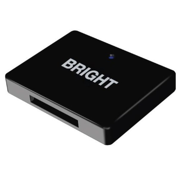 BrightPlay - 30 Pin Bluetooth Audio Receiver/ Adapter for Iphone's and Ipod's
