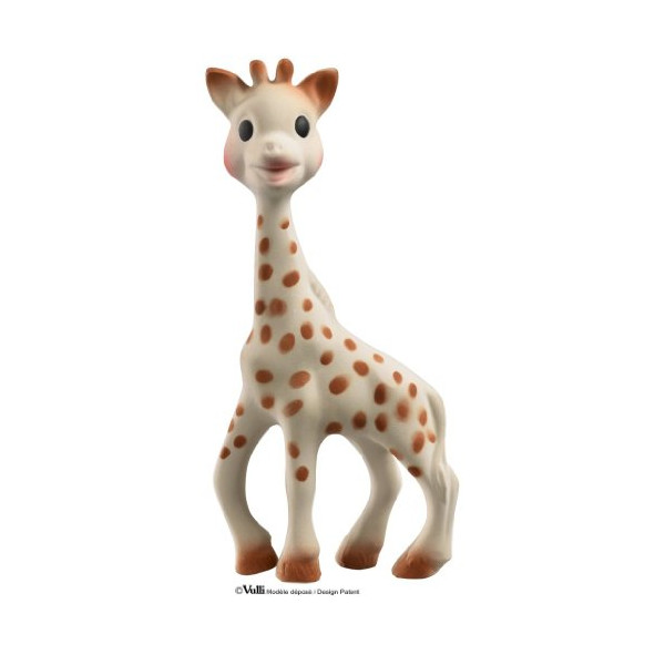 Vulli Sophie the Giraffe Teether baby toy teething rubber sophie le / la giraffe gift infant girafe