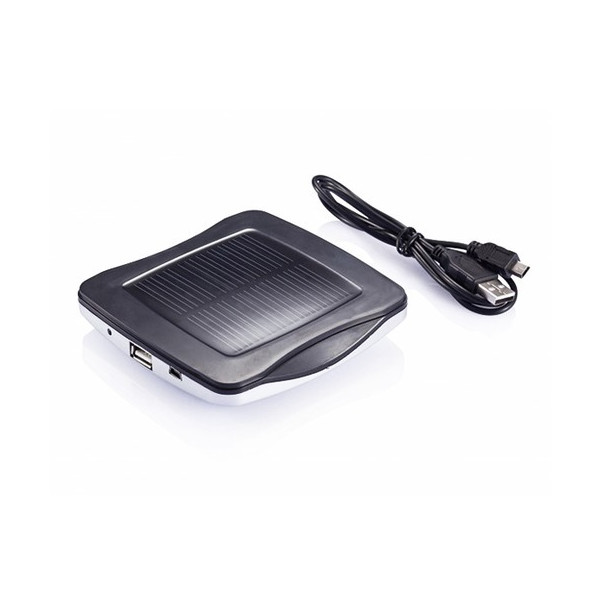 Solar Window Charger for iPhone 5 Galaxy S4 S3 Note 2 (White)