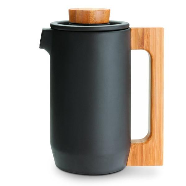 JIA Inc, Purple Clay Coffee Pot