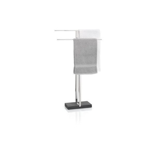 Blomus Towel Rack, Black Base