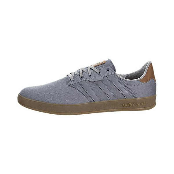 Adidas Seeley Cup - Grey / Wheat, 7.5 D US