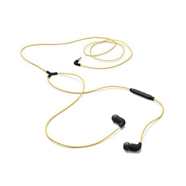 AiAiAi Pipe Earphone w/ Mic - Fool's Gold Edition