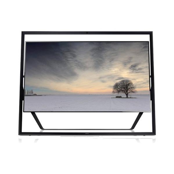 Samsung UN85S9 Framed 85-Inch 4K Ultra HD 3D Smart LED TV