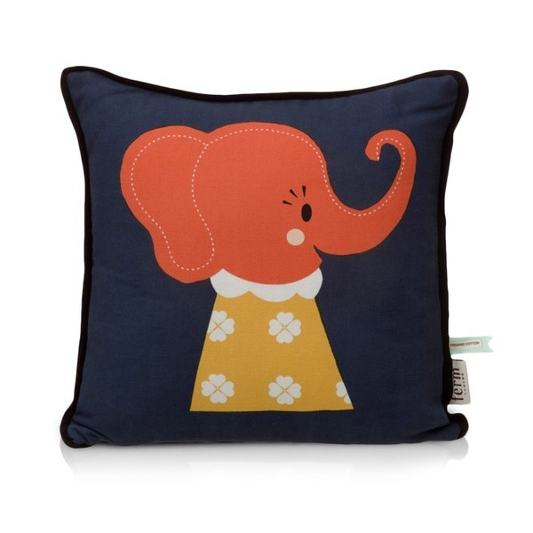 Elle Elephant Pillow