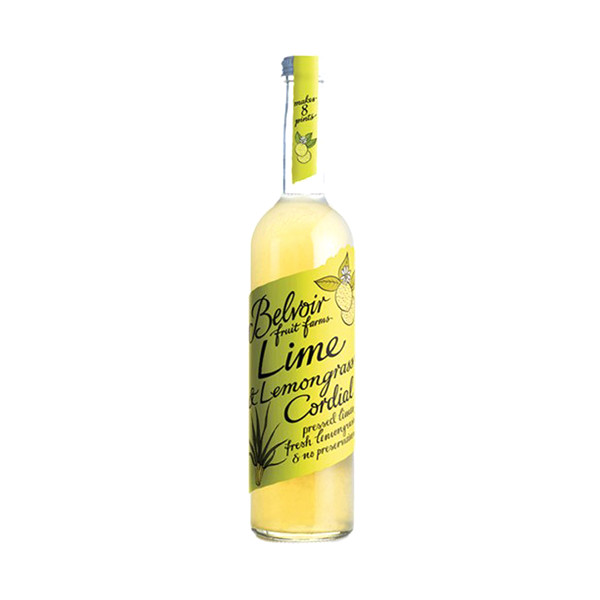 Lime & Lemongrass Cordial