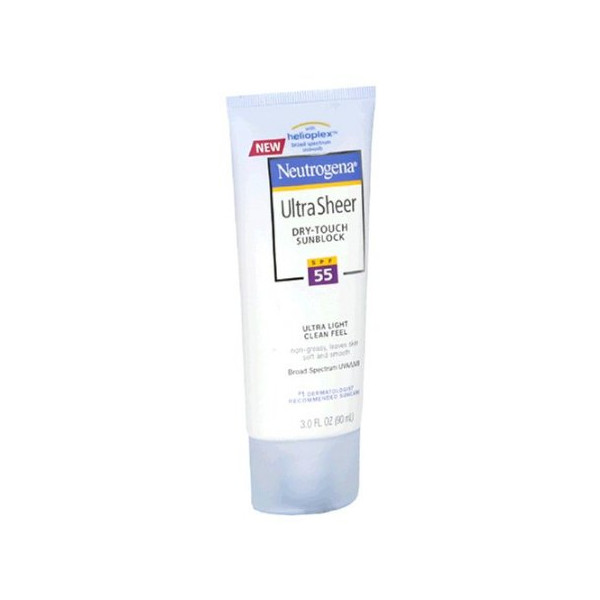 Neutrogena Ultra Sheer Dry-Touch Sunscreen, 3 Ounce