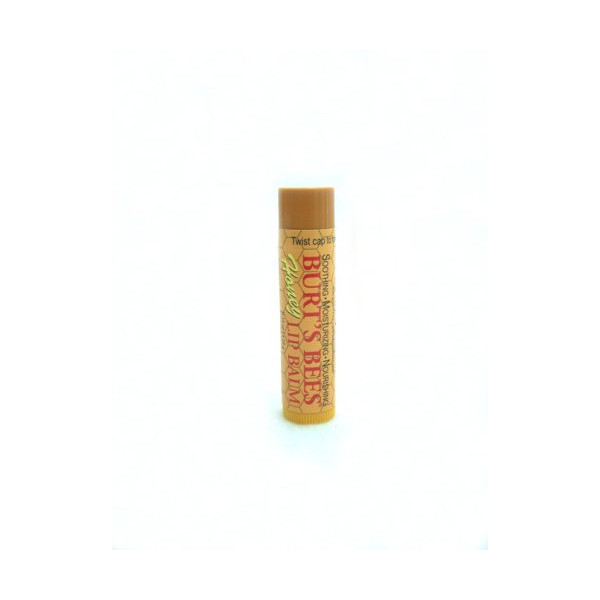 Burt's Bees Lip Balm, Honey, 0.15-Ounce Tubes (Pack of 6)