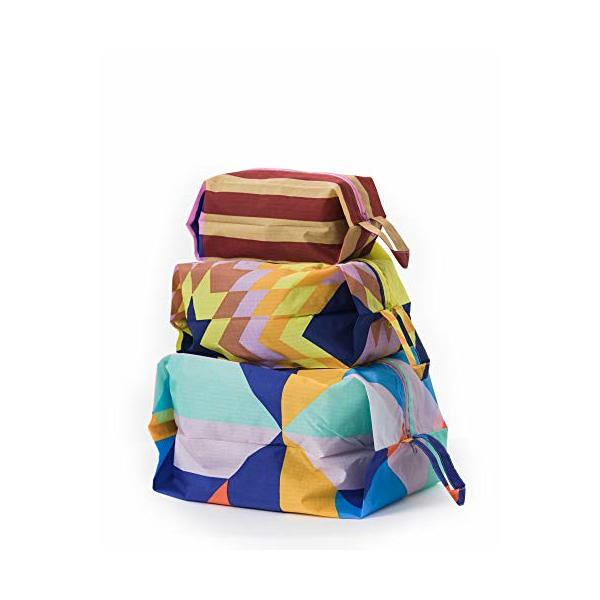 BAGGU 3D Zip Bag (One Size, Quilt)