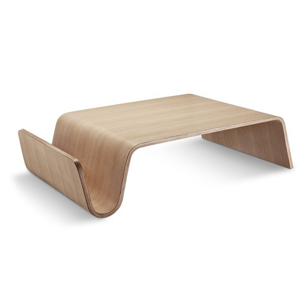 Offi Scando Coffee Table in Birch