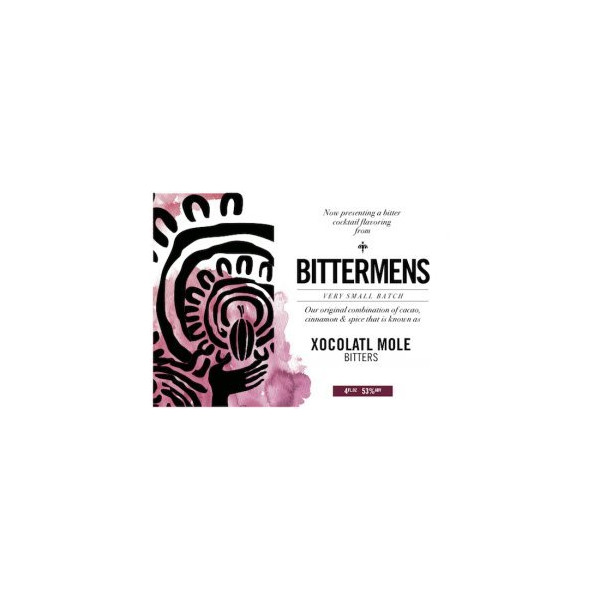 Bittermens Xocolatl Mole Bitters for Cocktails - 4 oz