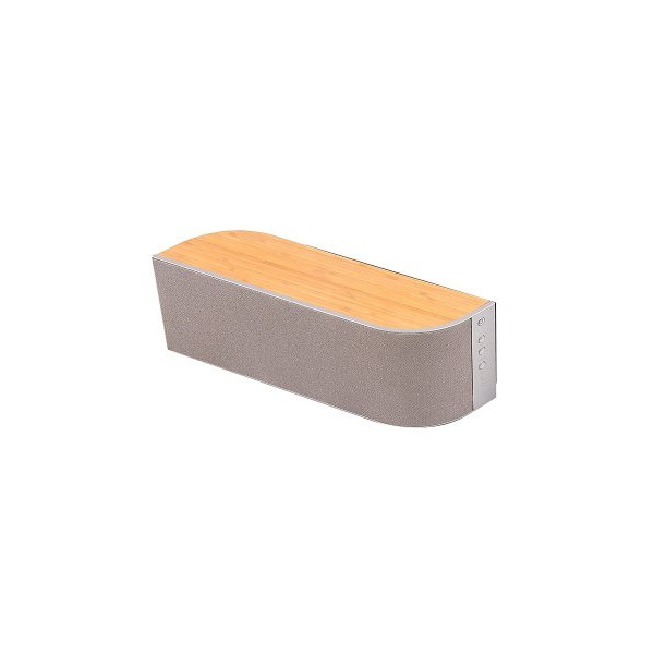 Wren V5 Portable Sound System with AirPlay for Apple Devices (Bamboo)