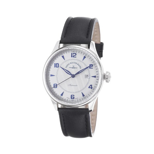 Zeno Men's 6273-G3 Godat Silver Automatic Dial Watch