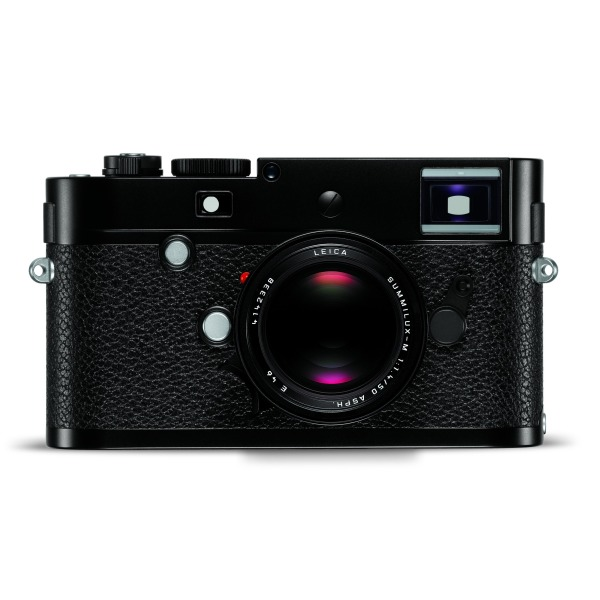Leica 10773 M-P (Typ 240) 24MP SLR Camera with 3-Inch LCD, Black