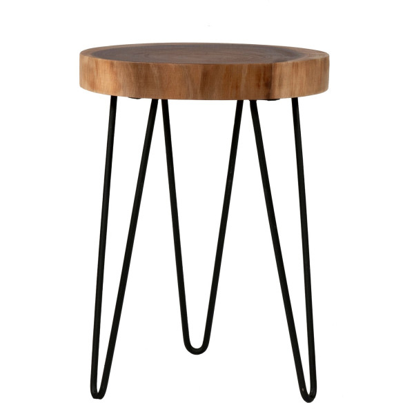 Laredo Round Table, Teakwood