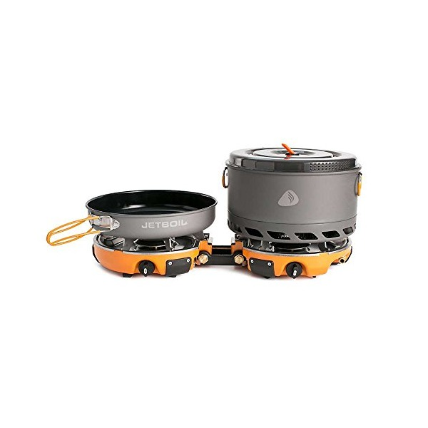 Jetboil Genesis Base Camp 2 Burner System One Size