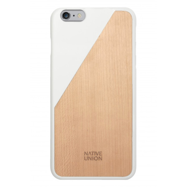 Native Union Clic Case for iPhone 6, White