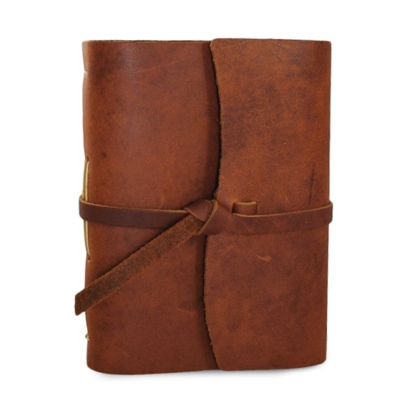 Genuine Leather, Legends Journal, Hand made in USA