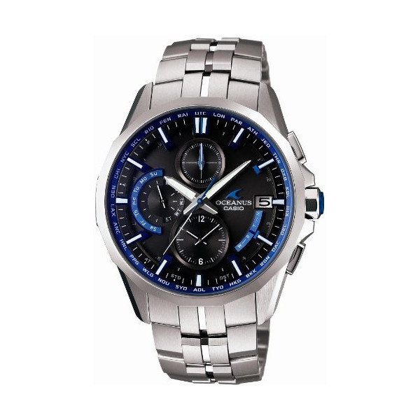 CASIO OCEANUS OCW-S3000-1AJF Multiband 6 2013 New Model