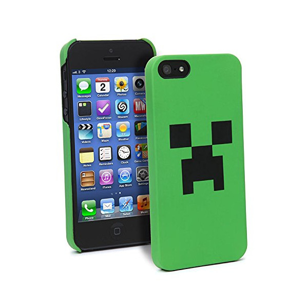 Minecraft Creeper iPhone 5 Case Officially Licensed ThinkGeek