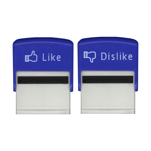 Like & Dislike Stamps - Like Stamp