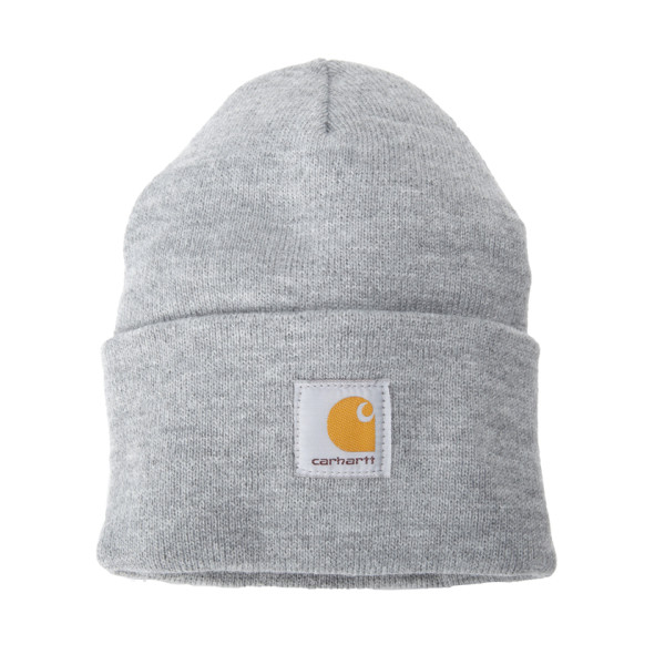 Carhartt Acrylic Watch Hat, Heather Grey