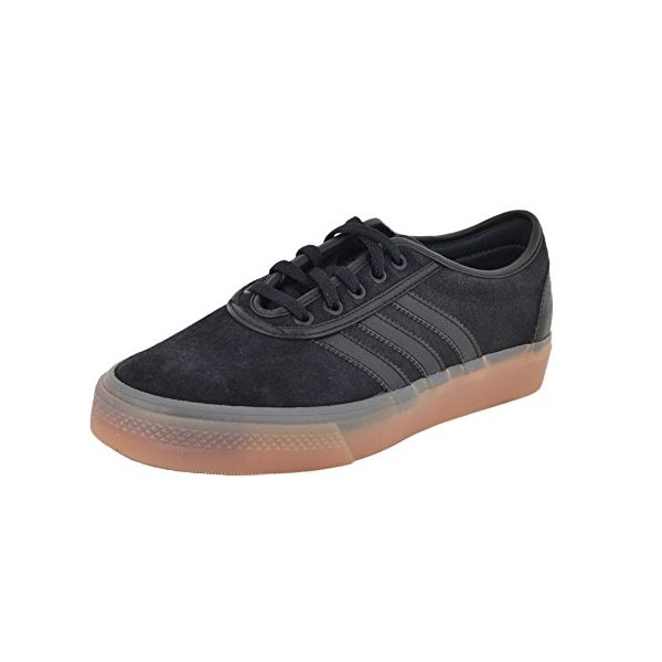 Adidas Men's Adi-Ease Cblack/Boonix/Gum4 Skate Shoe 11 Men US