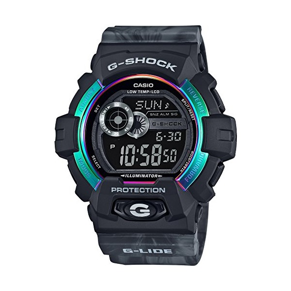 CASIO Men's Watch G-SHOCK G-LIDE GLS-8900AR-1JF