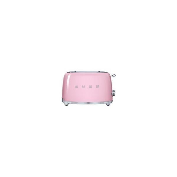 Smeg 2-Slice Toaster-Pink by Smeg