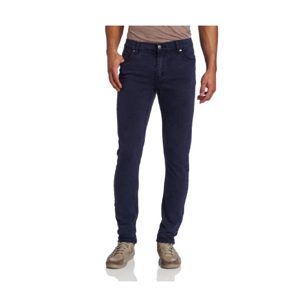 Cheap Monday Men's Tight Jeans, Navy Nice