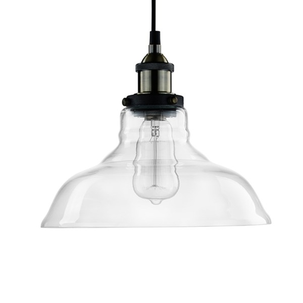 Ecopower Industrial Edison Vintage Style Hanging Light