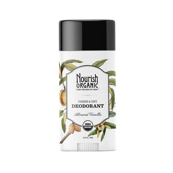 Organic Deodorant Almond Vanilla