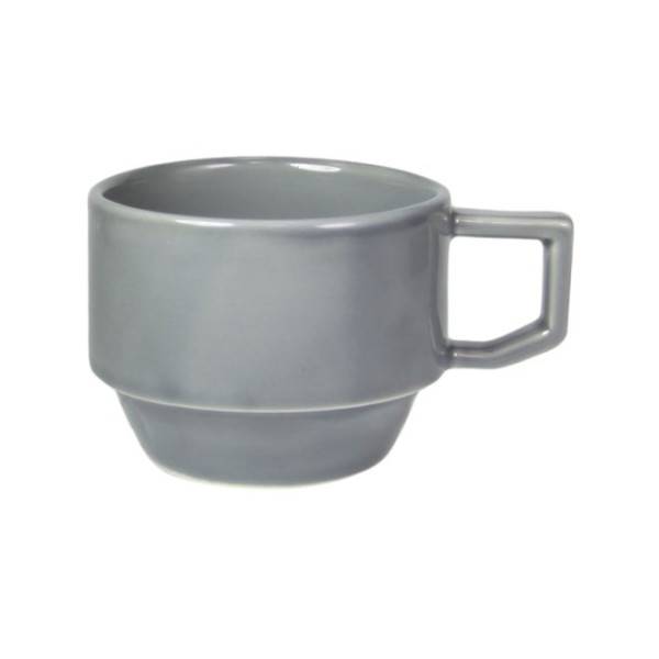 Hasami Blockmug, Grey, Small