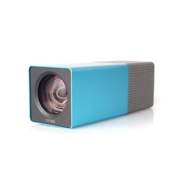 Lytro Light Field Camera, 8GB, Electric Blue